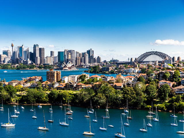Image of Sydney Harbour