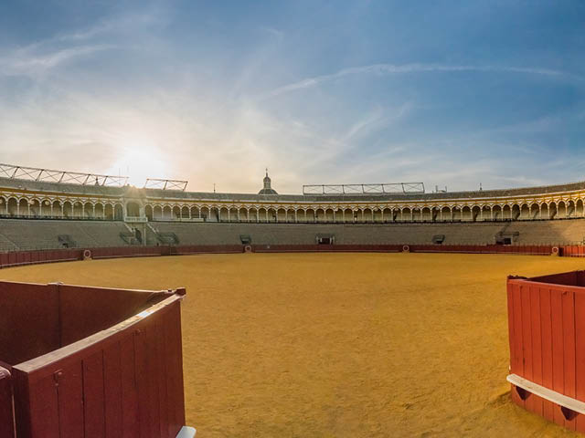 Daznak's Pit: Plaza de Toros, Osuna.