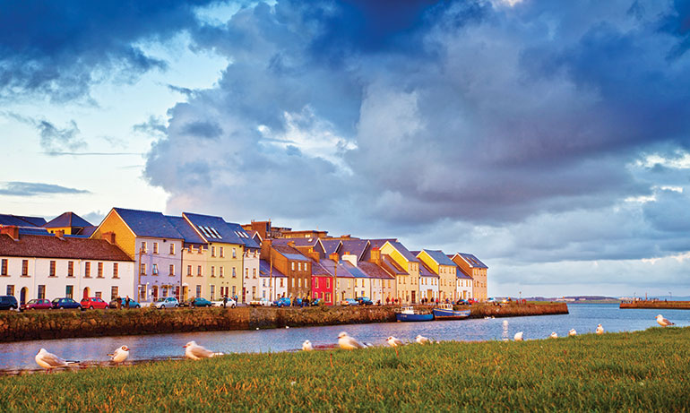 Ireland bayside houses