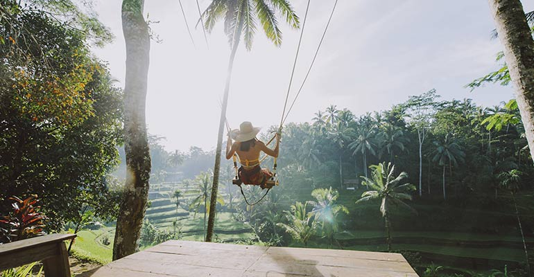 Swing in Indonesia