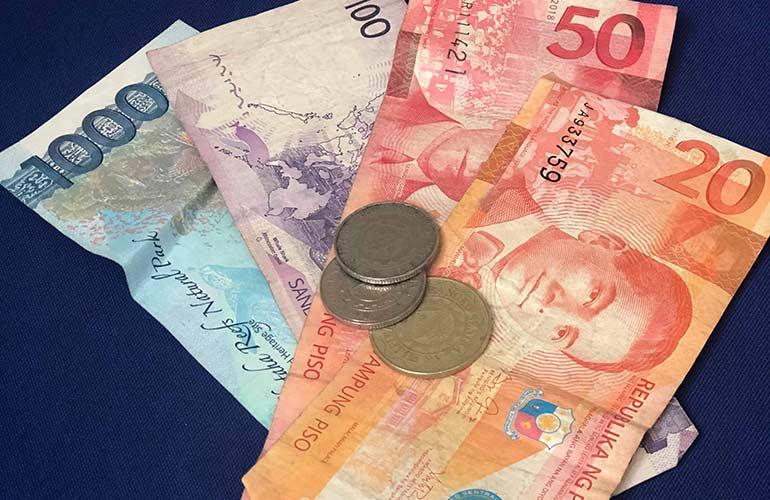 Philippino peso