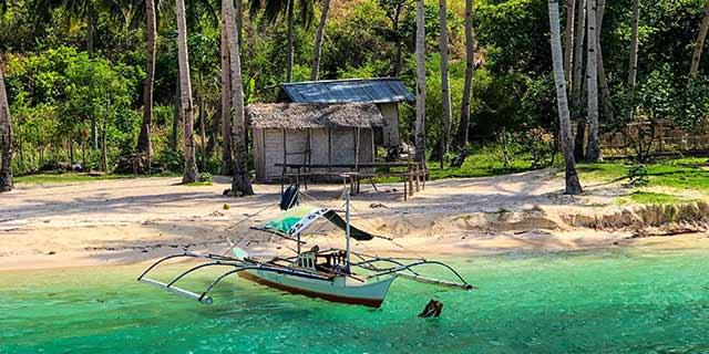 Philippino boat