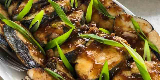 Philippino food