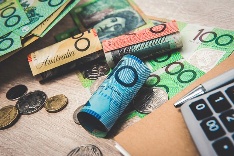 aus money