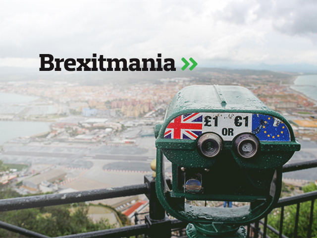 binoculars over UK/Europe view