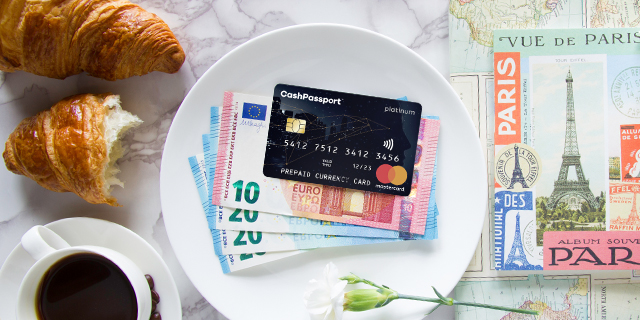 cash and card in europe
