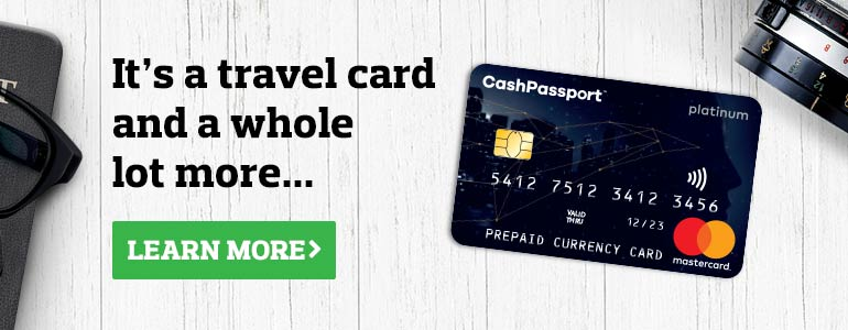 Bonus Bucks - Travel Money Nz Cash Passport