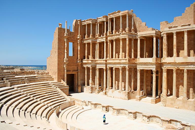 Sabratha Libya
