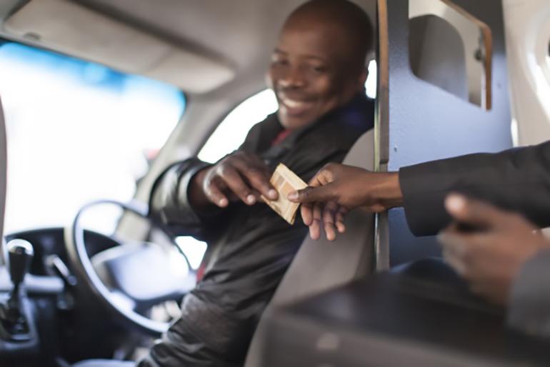 taxi tip