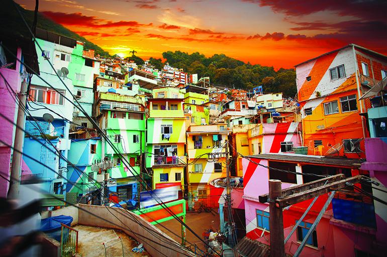 Brazil housing