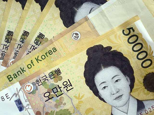 Nzd To Krw Exchange Rate South Korean