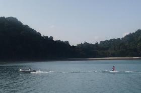 Watersports in Myanmar