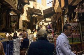 Egyptian markets