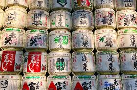 Japan prayer wheels