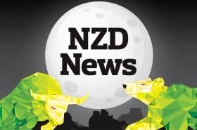 NZD news bull and bear artwork