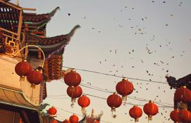 Chinese new year piggy bank